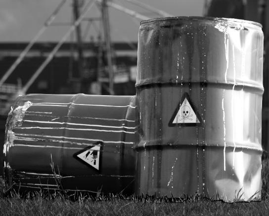 Absorbenter för ALLA typer av kemiska spill