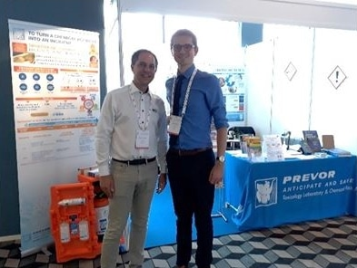 Prevor and MCS at the European Burns Association Congress in Helsinki