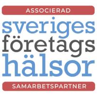 """Associerad samarbetspartner med """"Sveriges Företagshälsor"""""""